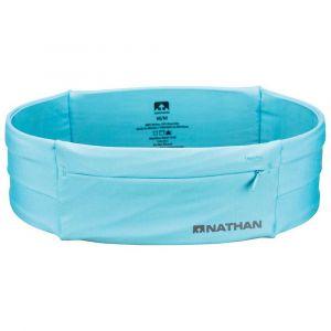 Nathan Zipster Ceinture / porte dossard Bleu - Taille S