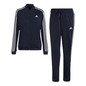 Adidas W 3S TR TS Ensemble Sportif, Multicolore-Blanc