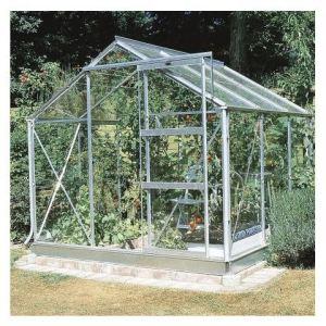 ACD 142020 - Serre Prix gagnant en verre trempé 3 mm 4,8 m2