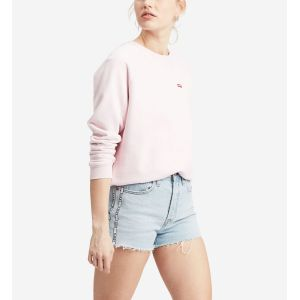 Levi's Sweat-shirt RELAXED GRAPHIC CREW rose - Taille S,M,L,XL,XS