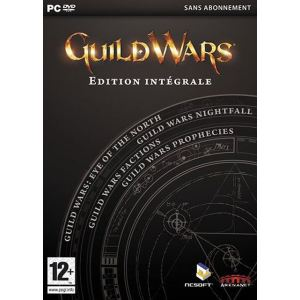 Guild Wars Complete Edition : Prophecies + Eye of the North + Nightfall + Factions [PC]