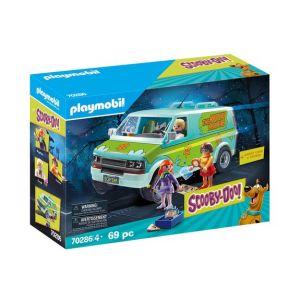 Playmobil Mystery Machine Scooby-Doo 70286