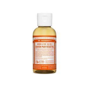 Dr bronner's Savon liquide agrumes orange