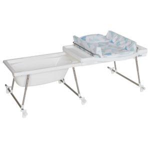Geuther Combi table à langer/bain Aqualino 011 Prisme