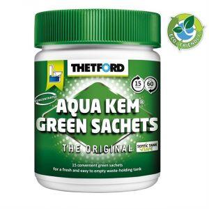 Thetford Aqua Kem Blue Green sachets