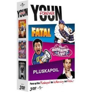Coffret Fatal + Le pire du Morning Live 1 + Pluskapoil