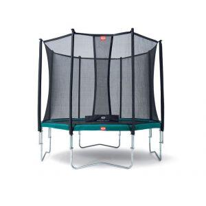 Berg Toys 35.09.01.01 - Trampoline Favorit 270 cm + Safety Net Comfort