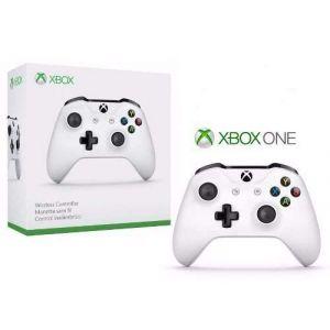Microsoft Manette sans fil pour Xbox One - blanc