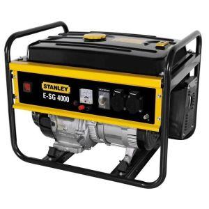 Stanley E-SG 4000 - Groupe électrogène 3,5 kW 242 ccm