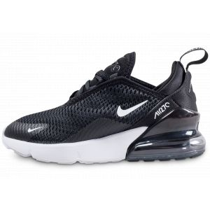 Nike Chaussure Air Max 270 pour Jeune enfant - Noir - Couleur Noir - Taille 31