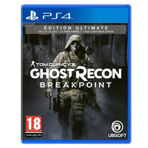 Tom Clancy's Ghost Recon : Breakpoint - Ultimate Edition [PS4]
