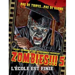 Edge Zombies 5 : L'Ecole est finie
