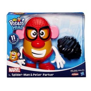 Hasbro Monsieur Patate Spiderman & Peter Parker