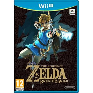 The Legend of Zelda : Breath of the Wild [Wii U]
