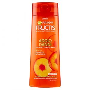 Garnier Fructis Shampoo Fortificante Addio Danni - 250 ml