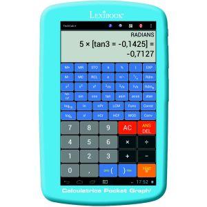 Lexibook GC143FR - Calculatrice tactile graphique Android