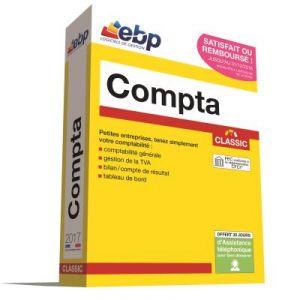 Compta Classic 2017 + offre Satisfait ou remboursé [Windows]