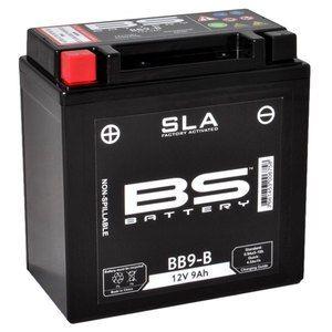 BS Battery Batterie SLA YB9-B