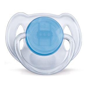 Philips Avent SCF170/22 - 2 sucettes Classic orthodontiques en silicone (6-18 mois)