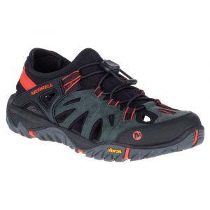 Merrell All out blaze sieve, Chaussures de Randonnée Basses homme - Gris (Dark Slate Dark Slate), 44 EU