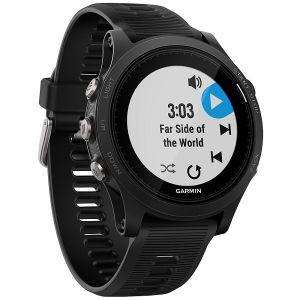 Garmin Montre gps forerunner 945 noir avec bracelet en silicone noir