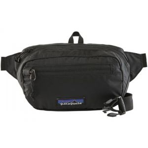 Patagonia Ceinture banane ultralight black hole mini hip pack noir