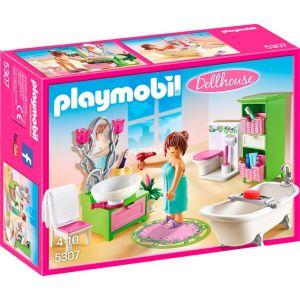 Playmobil 5307 Dollhouse - Salle de bain romantique