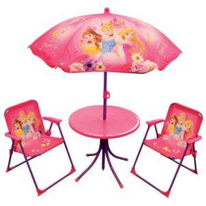 Jemini Salon de jardin Disney Princess