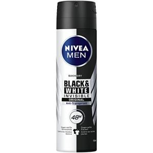 Nivea Men Black & White Invisible Original - Anti-transpirant 48H