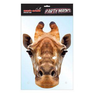 Mask-arade Masque animal girafe