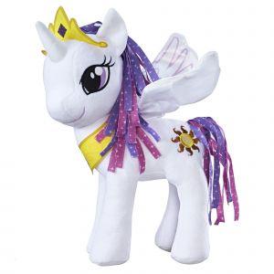 Hasbro My Little Pony Peluche ailée à fonction Princesse Celestia