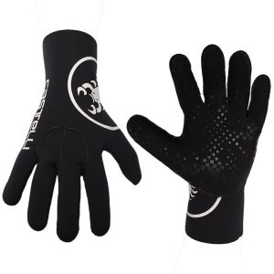 Castelli Diluvio Glove XXL Gants longs Black