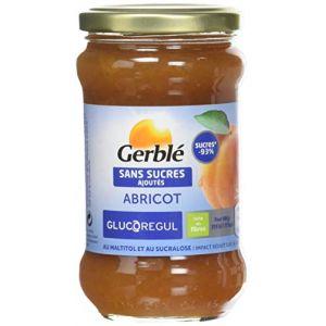 Gerblé Confiture à l'abricot sans sucres ajoutés - 320 g