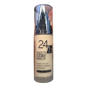 Catrice 24h made to stay make up 005 Ivory Beige - Fond de teint