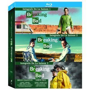Coffret Breaking Bad - Saisons 1 à 3
