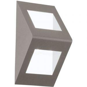 Eglo Applique DEL 19 Watts luminaire mural extérieur lampe LED éclairage terrasse