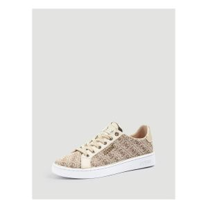 Guess Baskets basses BECKIE2 Beige - Taille 36,37,38,39,40,35