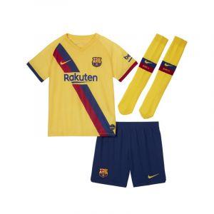 Nike Kit Stade Extérieur de Barcelone 2019-20 - Petits Enfants - Taille M
