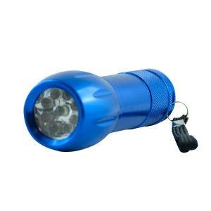 Arcotec Lampe torche led - Finition - Bleu