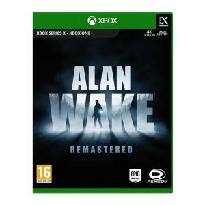 Alan Wake Remastered XboX [Xbox Series X|S]