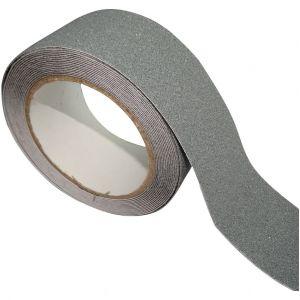 aerzetix 5m 50mm bande adh sive antid rapante gris anti d rapant pour marches escalier echelle. Black Bedroom Furniture Sets. Home Design Ideas