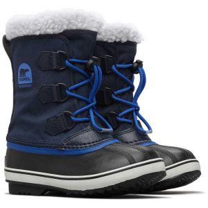 Sorel Bottes neige enfant Après-ski Childrens Yoot Pac Nylon Collegiate Navy bleu - Taille 25,26,27,28,29,30,31
