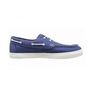 Timberland Newport Bay 2-Eye Canvas, Chaussures Bateau Homme, Bleu (Vintage Indigo Eu4), 40 EU