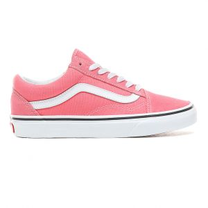 Vans Chaussures Old Skool (strawberry Pink/true White) Femme Rose, Taille 38.5