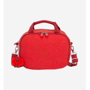 Kipling Vanity case souple Palmbeach 29 cm Active Red rouge