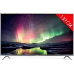 Sharp TV LED 4K 139 cm LC55UI8872ES