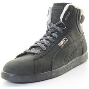 Puma Chaussures Chaussures Sportswear Femme First Round Worker Noir - Taille 37