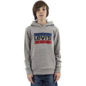 Levi's Sweat-shirt enfant nn15017 hero Gris - Taille 12 ans,14 ans,16 ans