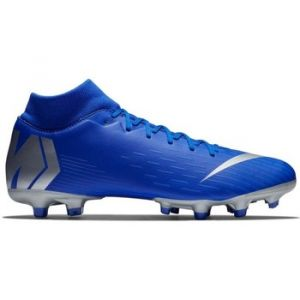 Nike Chaussure de football multi-terrainsà crampons Mercurial Superfly 6 Academy MG - Bleu - Taille 45.5 - Unisex