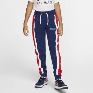 Nike Pantalon Air Bleu - Taille 12 Ans
